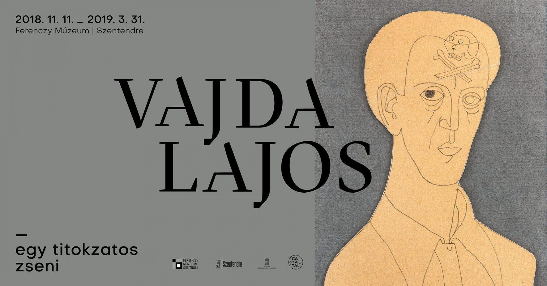 """Képtalálat a következőre: """"Világok között - Vajda Lajos élete és művészete"""""""